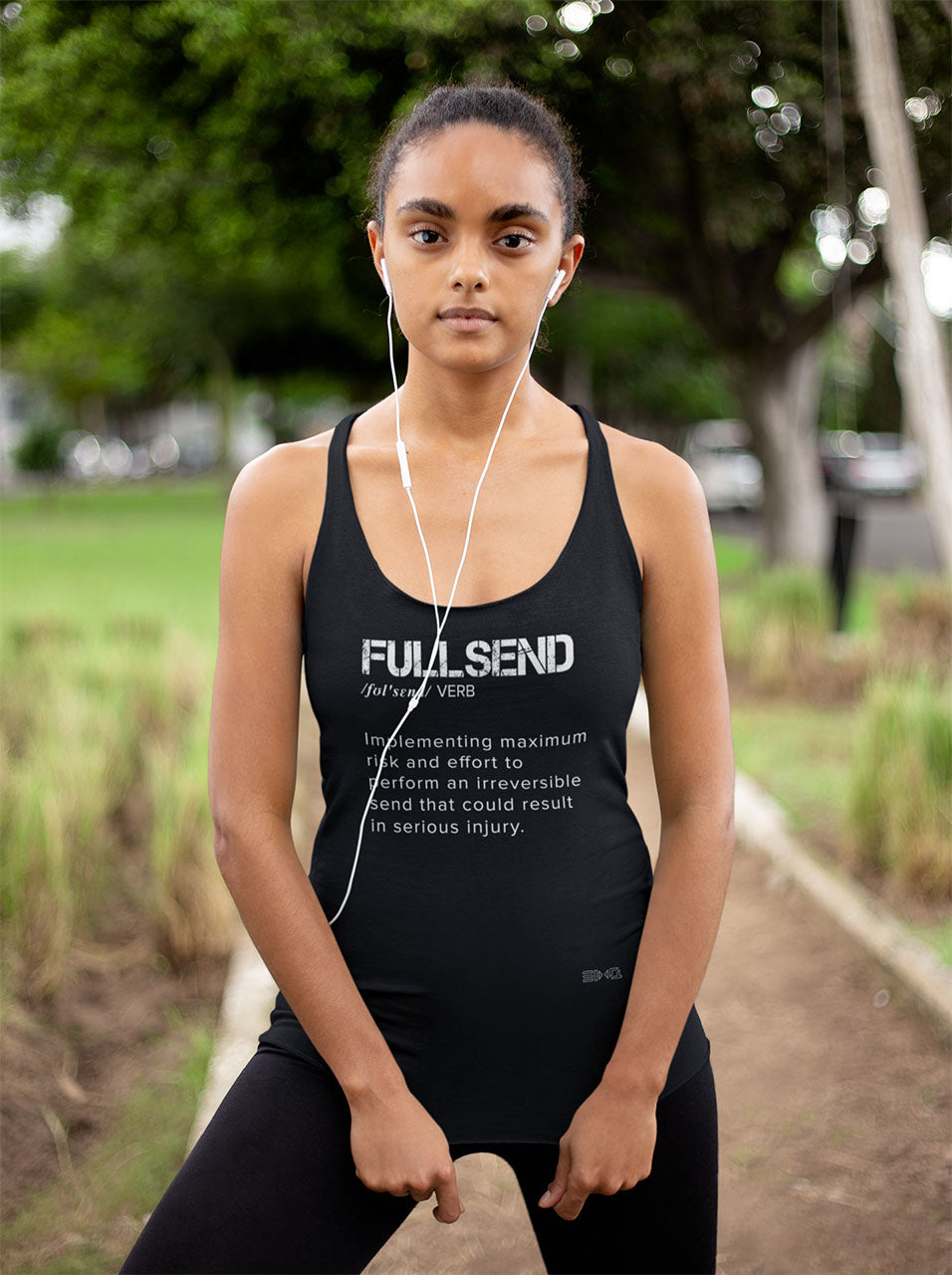 FullSend Definition Women's Tank