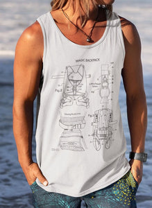Magic Backpack Men's Tank