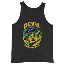 Load image into Gallery viewer, Devil Made Me Do It Men's Tank