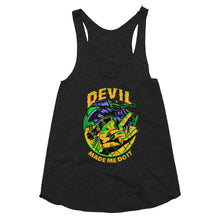 Load image into Gallery viewer, Devil Made Me Do It  Women's Tank