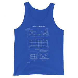 Build Your Dreams Men's Tank