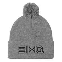 Load image into Gallery viewer, SIHQ Logo Pom-Pom Beanie