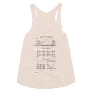 Build Your Dreams Women's Tank