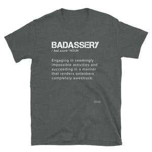 Badassery Definition Men's Tee