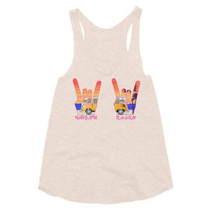 Vanlife Rocks Women's Tank