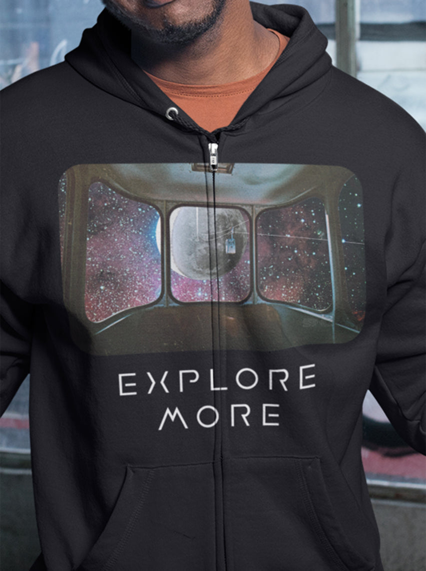 Explore More Zip Up
