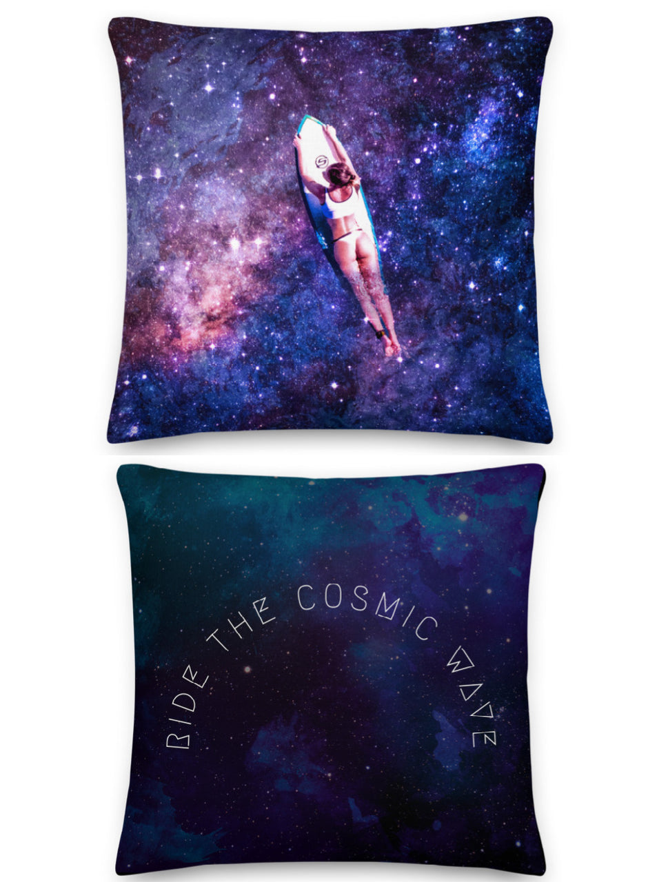 Cosmic Wave Pillow