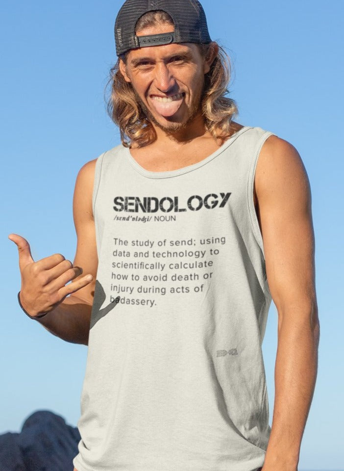Sendology Definition Men's Tank