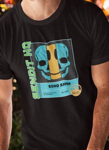 SIHQ Shop Smiles Men's Tee