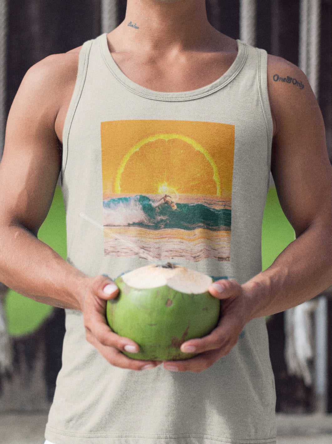 Slice of Life Men's Tank