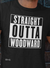 Load image into Gallery viewer, Straight Outta Woodward Men's Tee