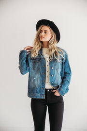 The Paige Denim Jacket