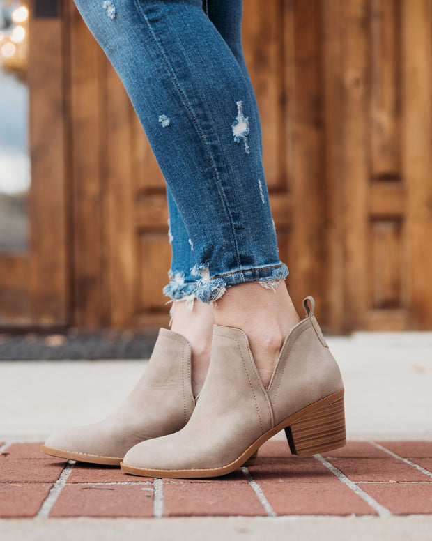 The Meredith Bootie