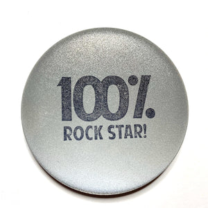 100% Rock star reflector
