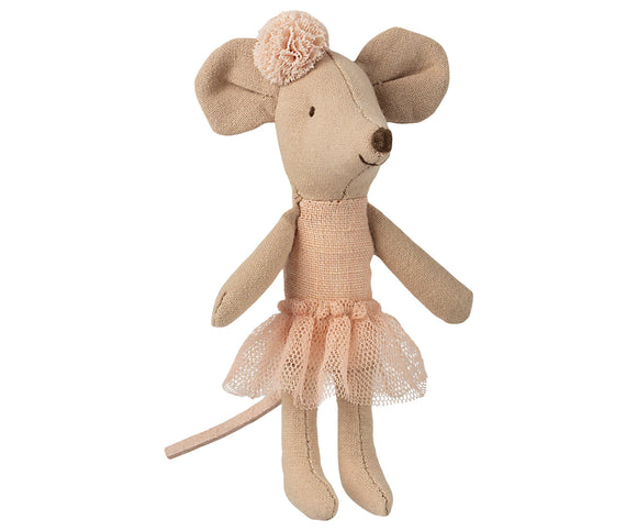 Ballerina mouse, Big sister by Maileg