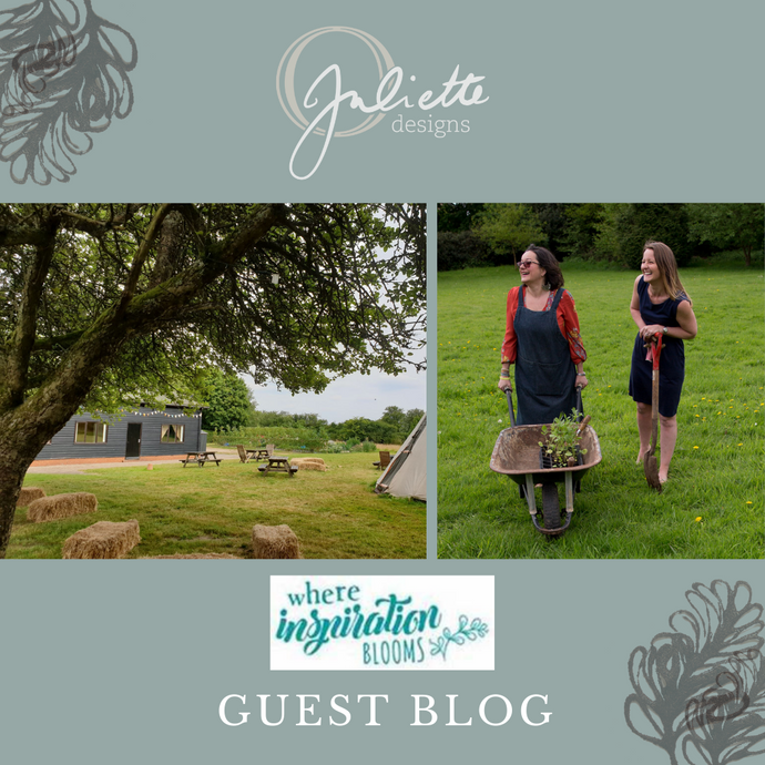 Guest Blog : Where Inspiration Blooms