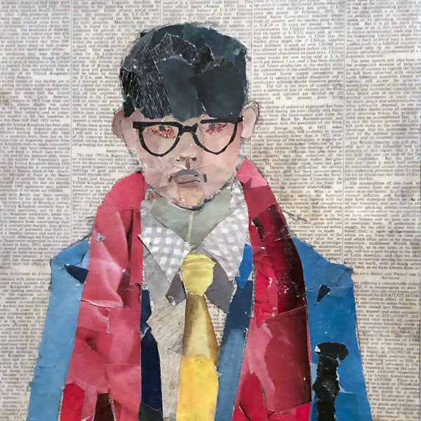 Hockney at the NPG - and my own life drawing classes!