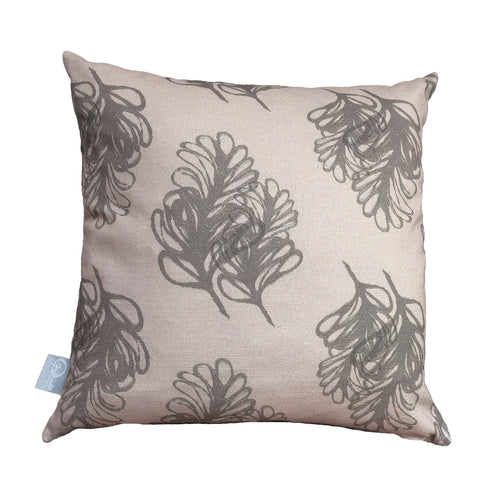 Plume Blush Cushion