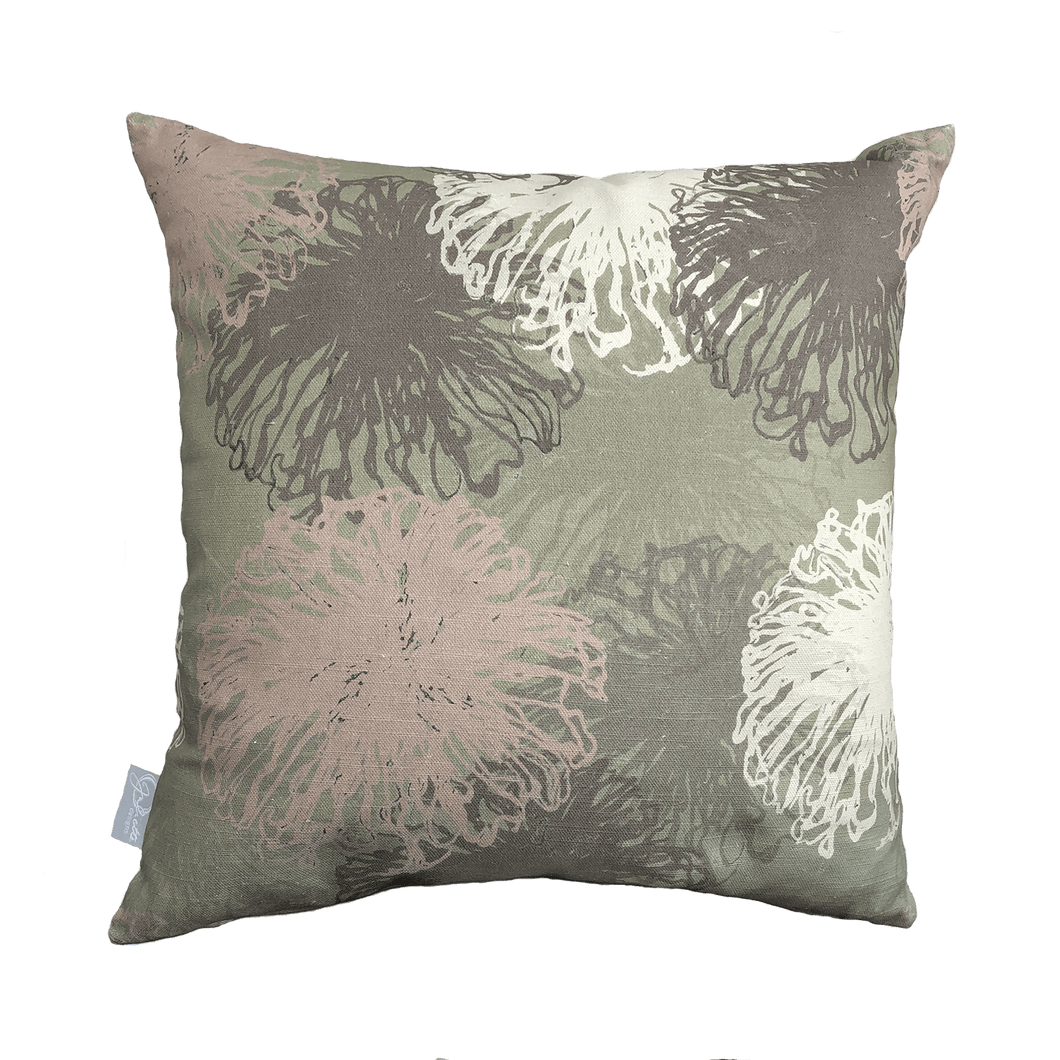 Sea Anenomes Cushion