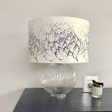 Load image into Gallery viewer, Artichoke Flourish Lampshade