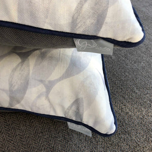 Bleached Shoal Cushion