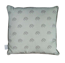 Load image into Gallery viewer, Teal Artichoke Cushion