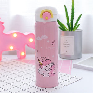 500ml Kids Rainbow Water Bottle