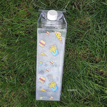 Load image into Gallery viewer, Milk Carton Water bottle