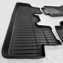 Load image into Gallery viewer, Model Y: All-weather Interior Floor Mats (TPE-O Rubber, 3 PCs)