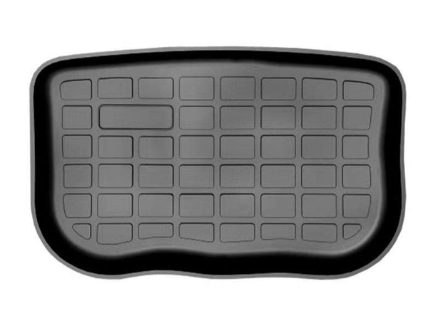 Model Y: Trunk Storage Compartment Mat (TPE-O Rubber)