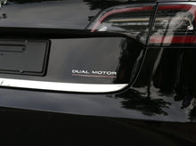 Load image into Gallery viewer, Model 3: Dual Motor Metal Decals