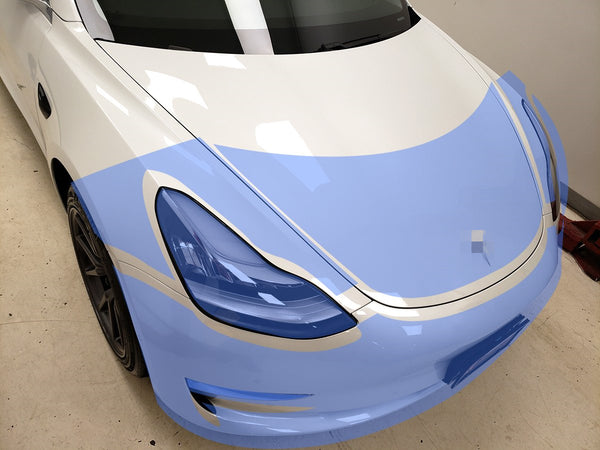 Model S/3/X/Y: XPEL Ultimate Plus Paint Protection Film