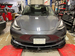 Model 3: Front Air Deflector Lip