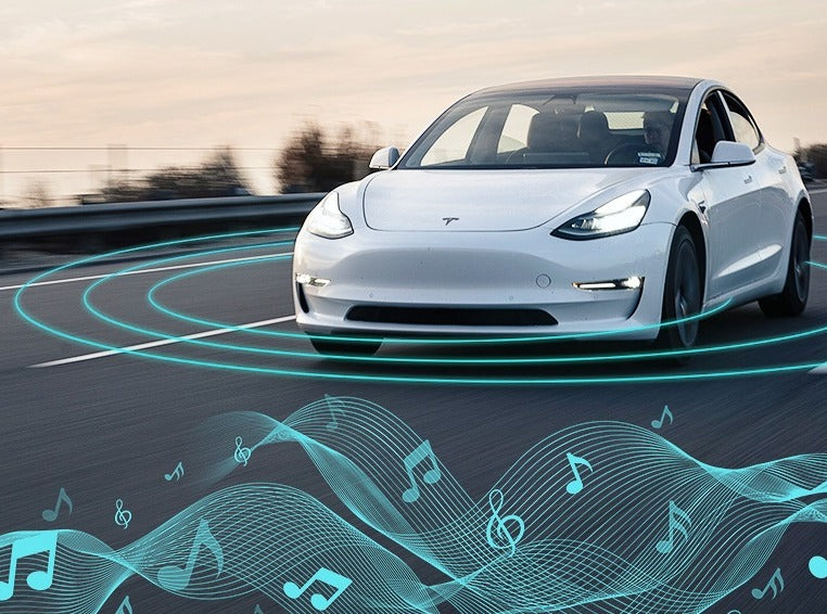 Model 3: Surrounding Audio Upgrade Kits & Frequency Divider For SR+