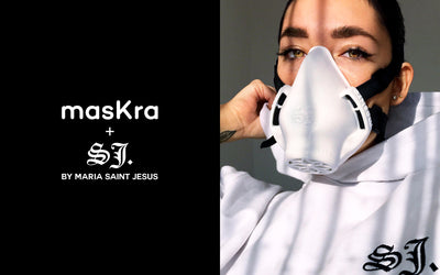 Maskra + SJ White Collection