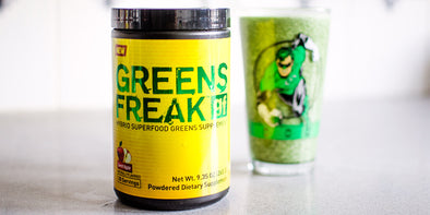 WHY TAKE A GREENS SUPPLEMENT?