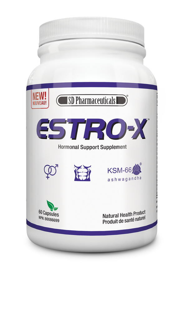 NEW ESTRO-X - 60ct - CAN