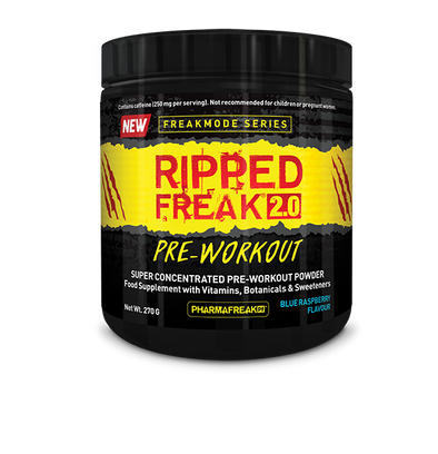 RIPPED FREAK PRE-WORKOUT 2.0