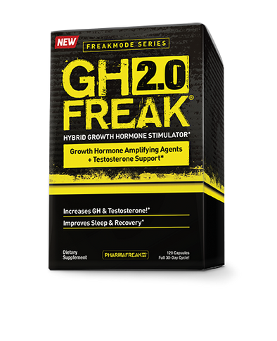 GH FREAK 2.0 - 120ct INT