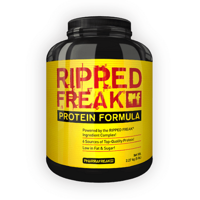 RIPPED FREAK PROTEIN 🌍