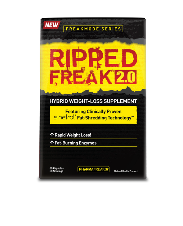 RIPPED FREAK 2.0