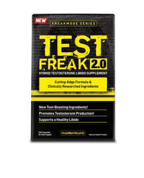 TEST FREAK 2.0