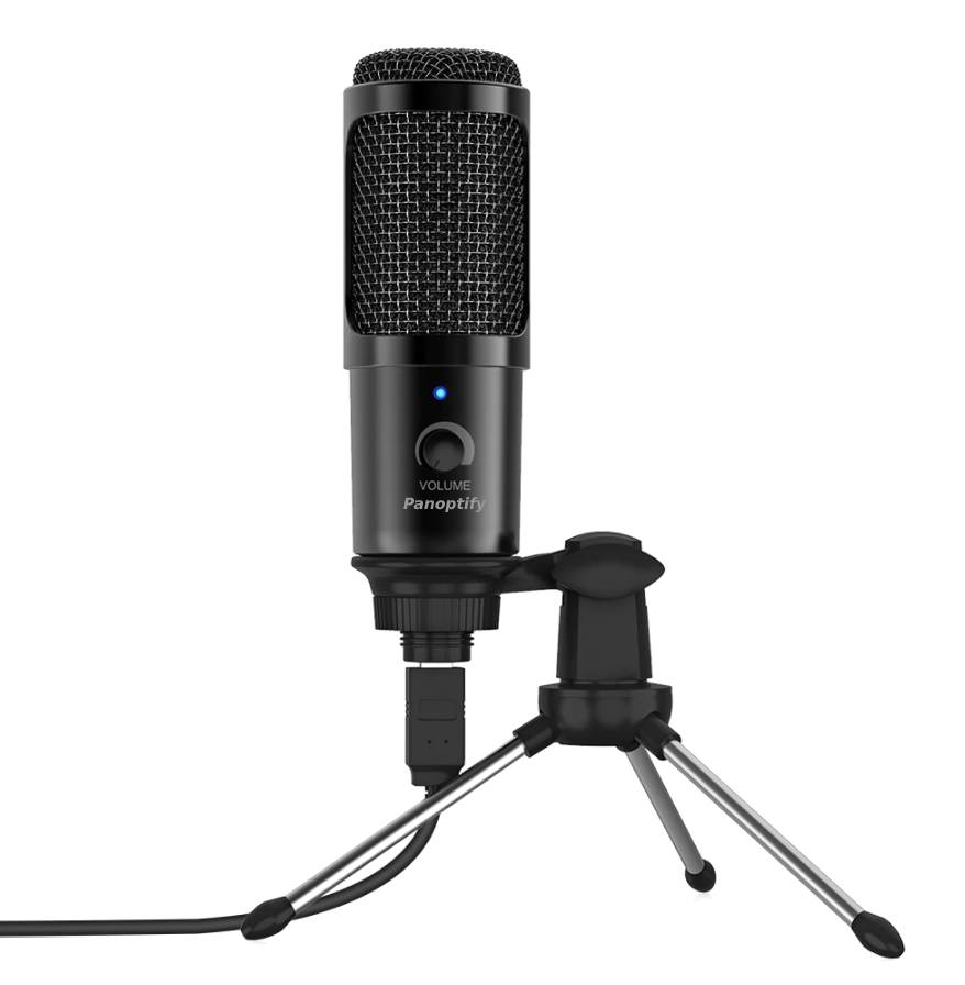 USB Microphone for Laptop and Desktop Computer
