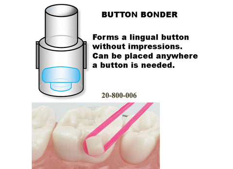 Button Bonder (pack of 8 with handle)