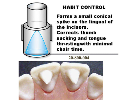 Habit Control (pack of 8 with handle)