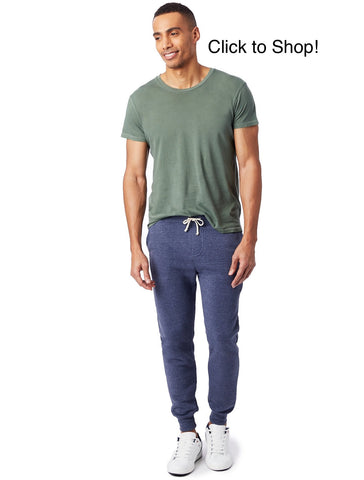 Comfortable joggers for fall style guide