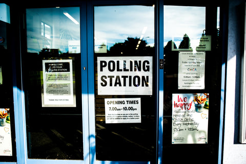 Local Polling station