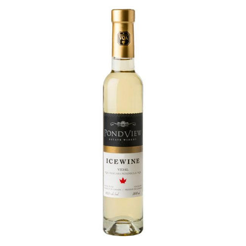 Pondview Estate Winery, Vidal Icewine 2015, 200ml