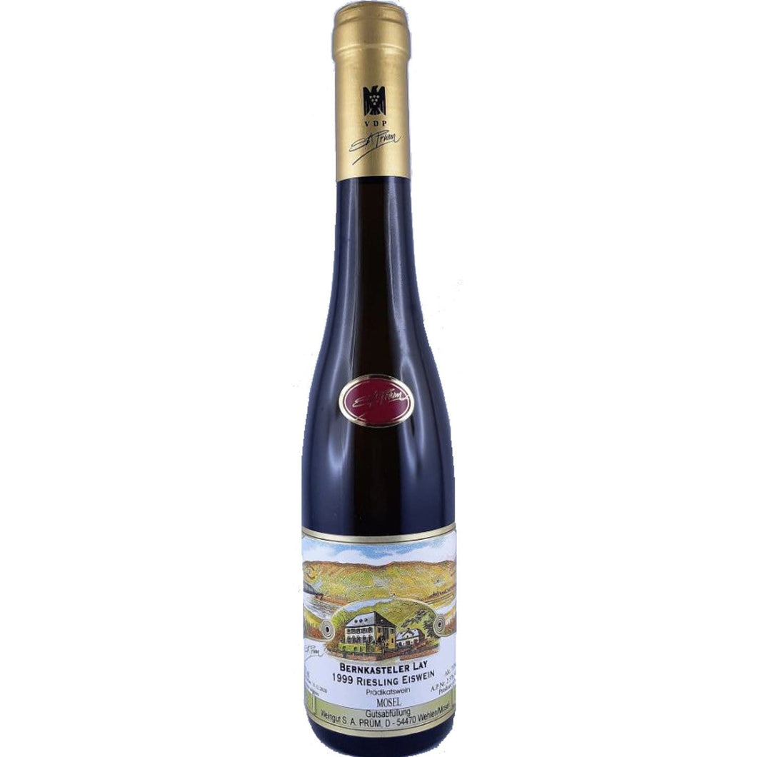 Bernkasteler Lay, Riesling Eiswein, 1999