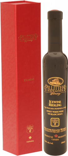 Pillitteri Estates Winery Kerner Icewine, 2011, 200ml